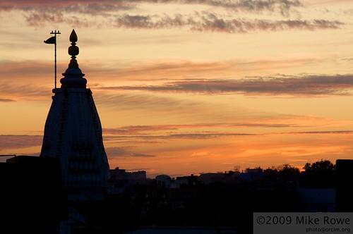 A Jodhpurian sunset