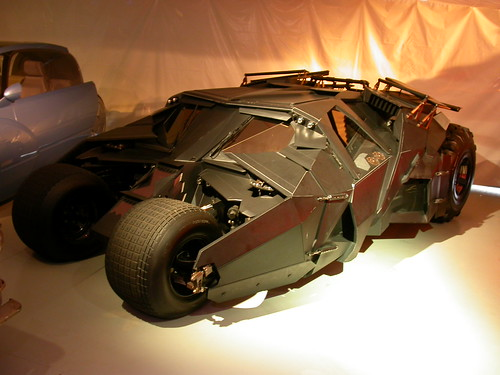 Batman Begins tumbler