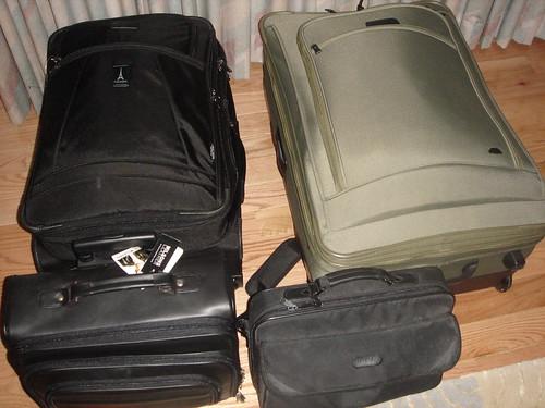 Luggaged