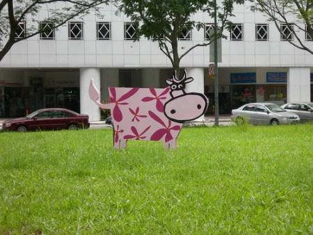 A Purple Cow