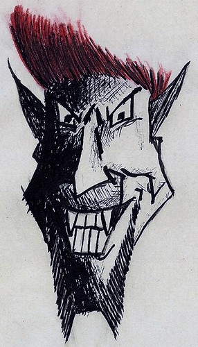 me the devil