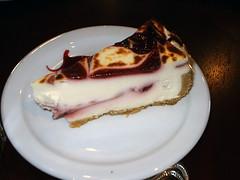 Rapsberry Cheesecake