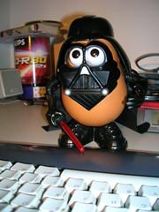 Potato Vader