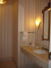 Bathroom, Chateau Sonesta, New Orleans