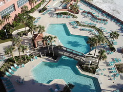 Pool at Perdido Beach Resort, Orange Beach AL