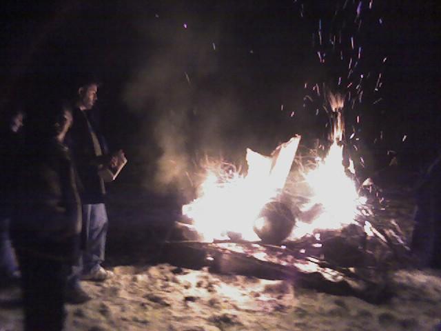 ''bonfire'' 3