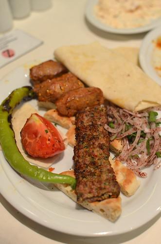 Truly delicious Zubeyir kebab