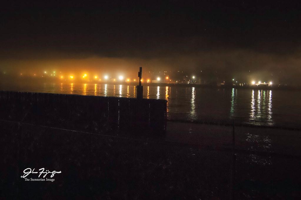 Fog On The Fraser