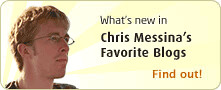 What's new in Chris Messina' Favorite Blogs