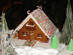 Gingerbread House at Perdido Beach Resort, Orange Beach AL