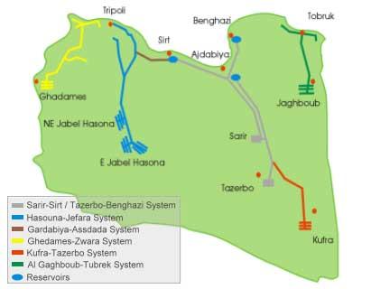 Proyecto libio mapa