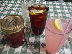 Pink Lemonade, Jim's Cafe, Greenville MS