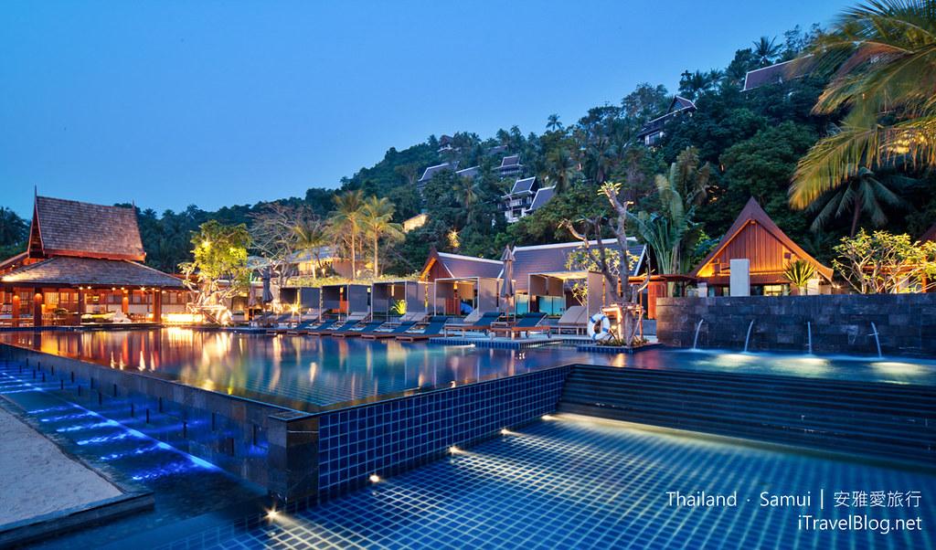 蘇美島酒店 InterContinental Samui Baan Taling Ngam Resort 13