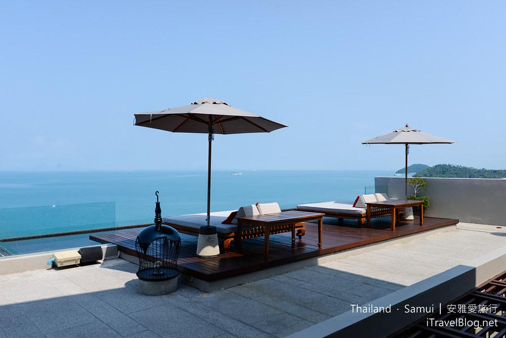 蘇美島酒店 InterContinental Samui Baan Taling Ngam Resort 46