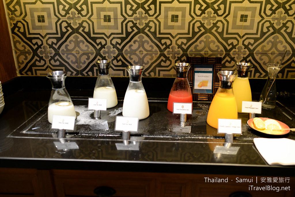 蘇美島酒店 InterContinental Samui Baan Taling Ngam Resort 29