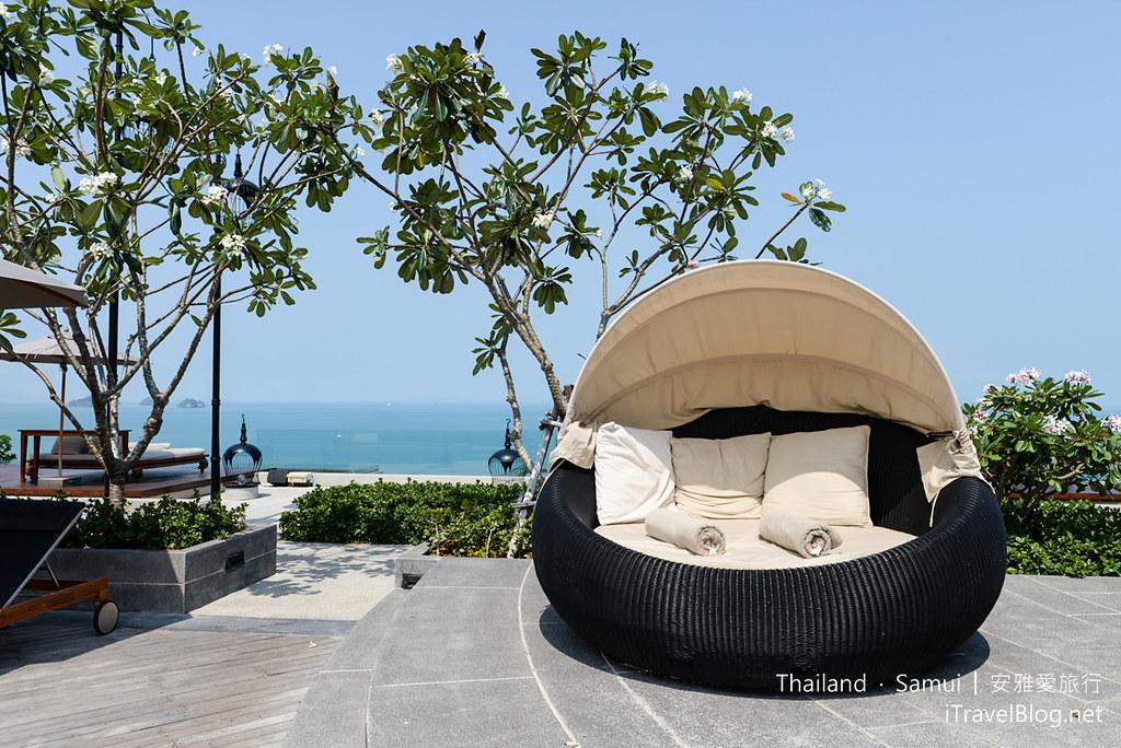 蘇美島酒店 InterContinental Samui Baan Taling Ngam Resort 17