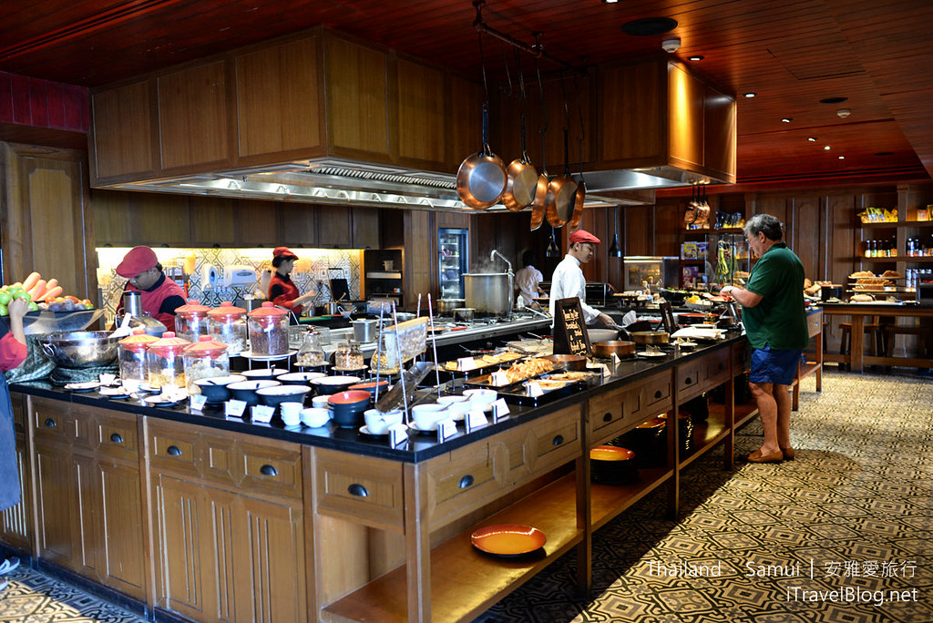 蘇美島酒店 InterContinental Samui Baan Taling Ngam Resort 25