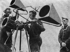Radar acústico