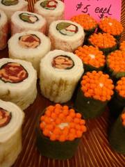 kitty sushi toys