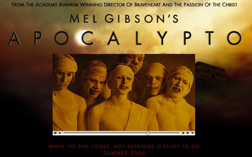 Apocalypto: viral marketing done right