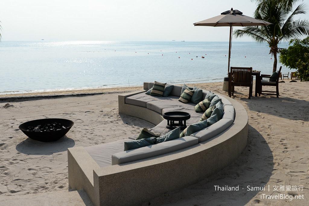 蘇美島酒店 InterContinental Samui Baan Taling Ngam Resort 09