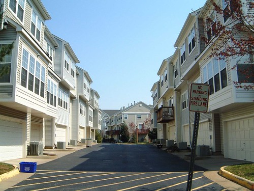 Townhomes in Fairfax