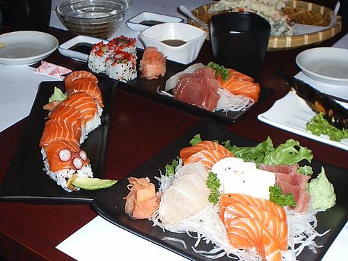 Japanese food...