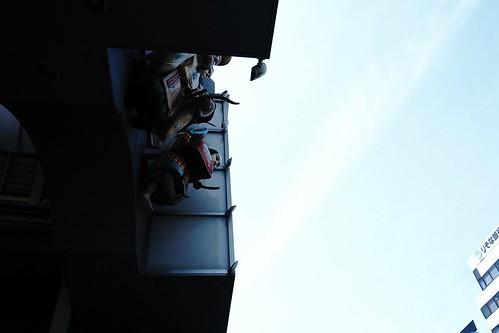 天神橋商店の番人