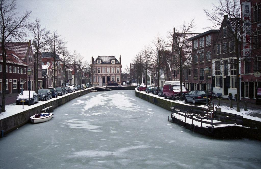 Hoorn inner harbour