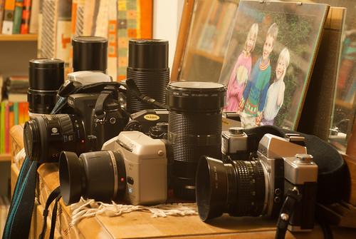 Cameras | 50mm MD f/1.7 prime | #2