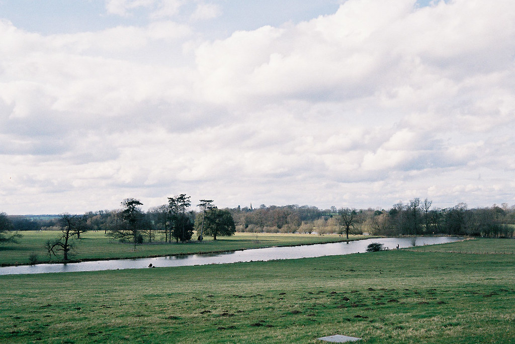 Claydon landscape, Buckinghamshire