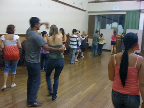 Adelaide Dance Spinning