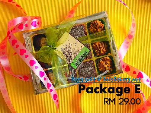 Hamper Raya Gift package E