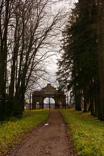 Dvaro vartai | Manor gate