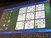 IMG_4492 intel keynote - umpc sudoku