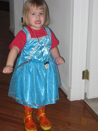 Adorable Fairy Princess