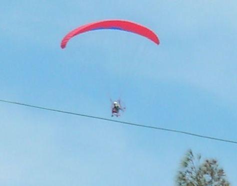 hoverchute
