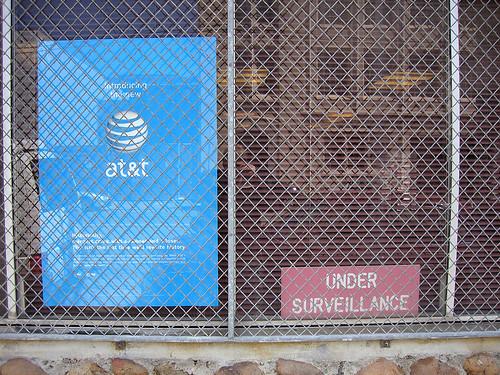 AT&T - Under Surveillance