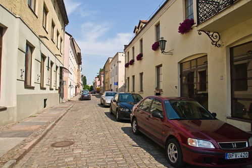 Pasiuntinių gatvė