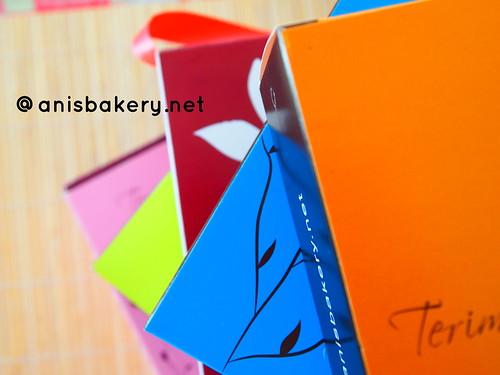 Lima pilihan Packaging | Bahulu Wedding Gift