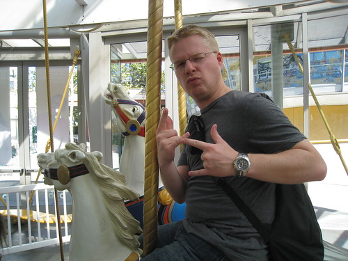 Zeum Carousel