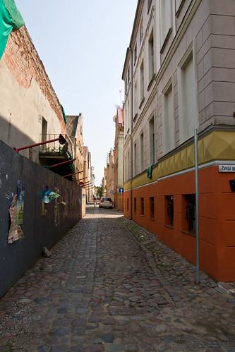 Vežėjų gatvė