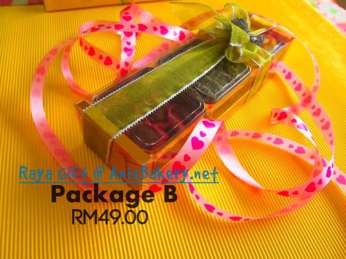 Hamper Raya Gift package B