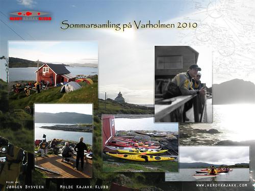 Varholmen sommertreff 2010