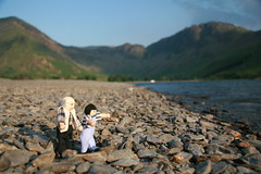 Jimmy and Granddad Explore the Lake District