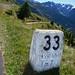 Passo Gavia milestone