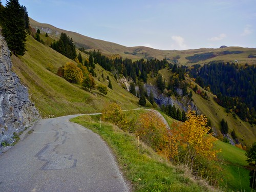 Below Col du Joly
