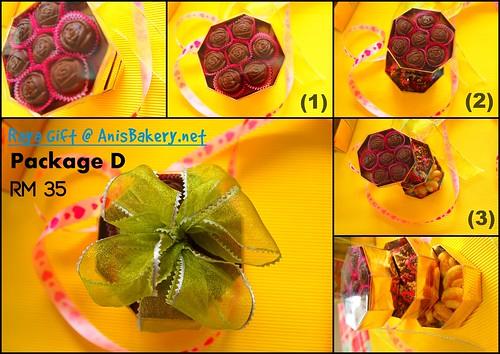 Hamper Raya Gift package D