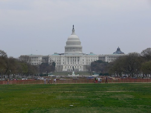 The Capitol Building No.1