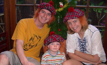 Christmas 2005 Photo